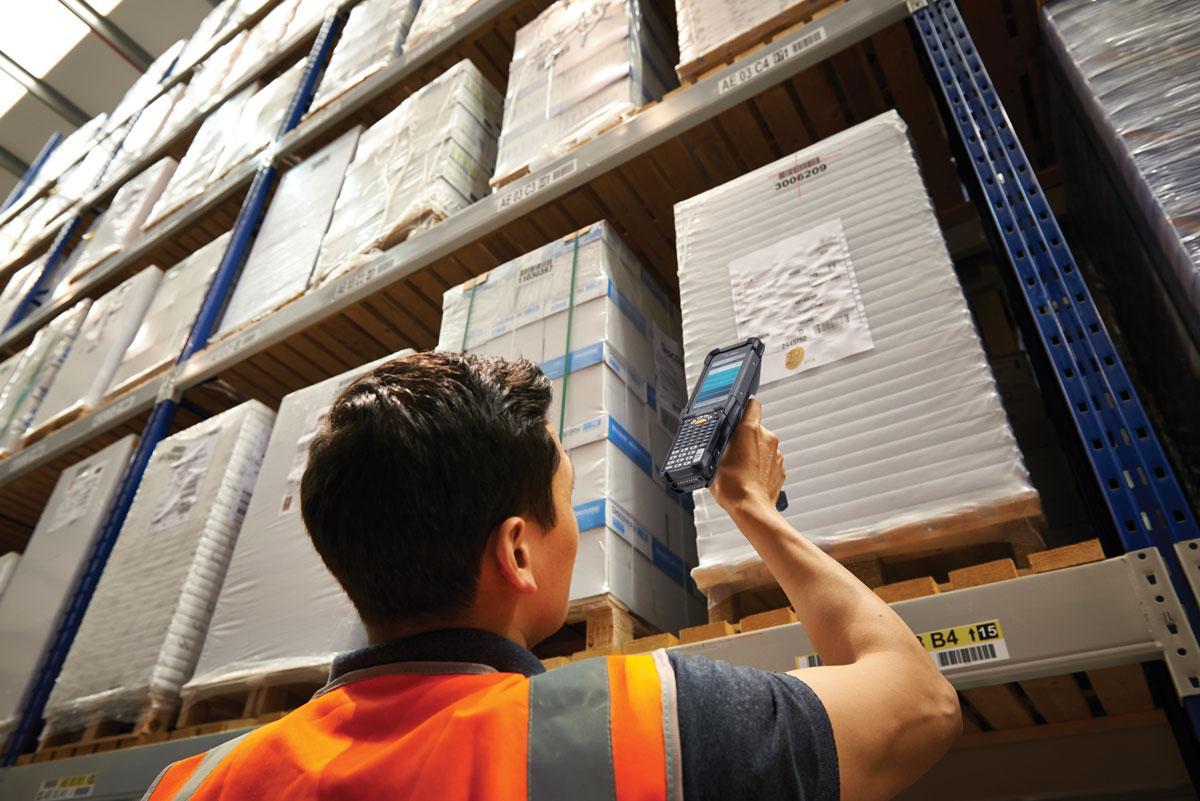 MC9300 Manual to Modern Warehouse Automation
