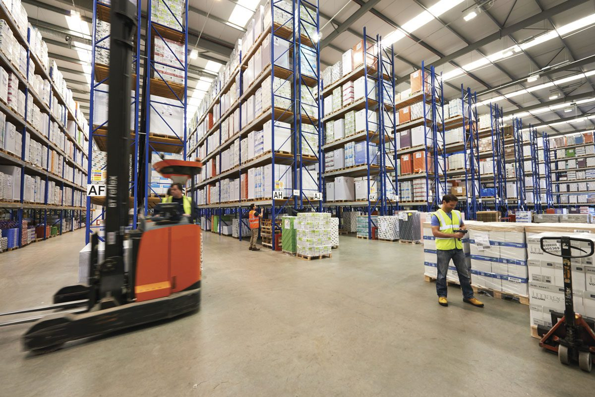 Identifying Warehouse Waste to Keep the Warehouse Efficient